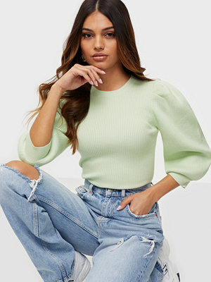Glamorous Cropped Knit Top