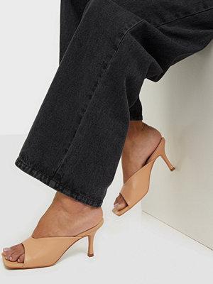 Glamorous Square Toe Sandals