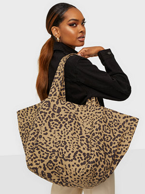 Faithfull the Brand mönstrad väska SORENTTO TOTE BAG