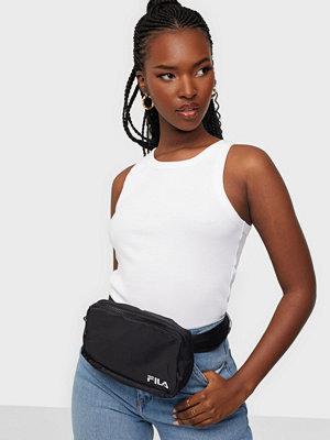 Fila svart väska WAISTBAG nylon