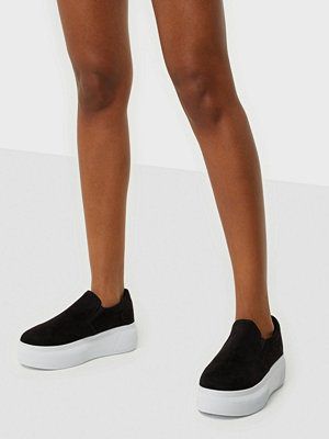 NLY Shoes Platform Slip In Sneaker