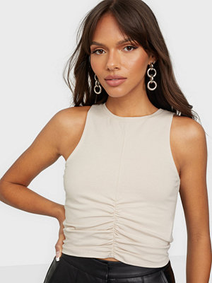 Only ONLTALLIE S/L CROPPED TOP JRS