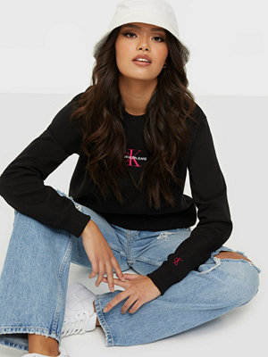 Calvin Klein Jeans MONOGRAM LOGO CREW NECK