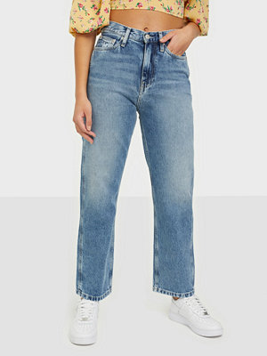 Calvin Klein Jeans HIGH RISE STRAIGHT ANKLE