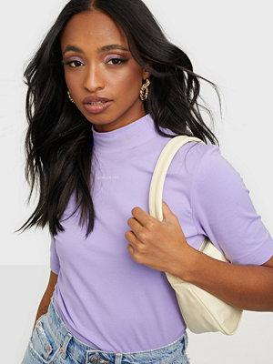 Calvin Klein Jeans MICRO BRANDING STRETCH MOCK NECK