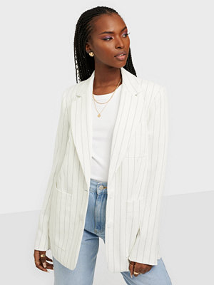MICHAEL Michael Kors STRIPE PATCH PKT BLAZER