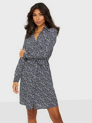 Vero Moda VMSAGA LS ABK COLLAR SHIRT DRESS WV