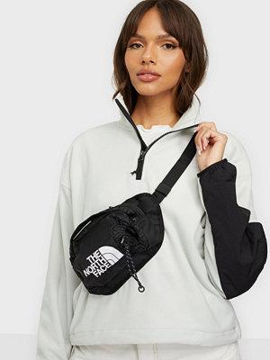 The North Face svart väska med tryck Bozer Hip Pack III