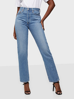 Jeans - Levi's 501 CROP ATHENS DAY TO DAY