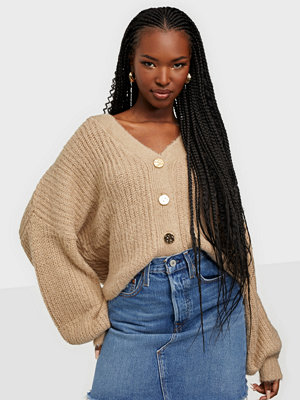 Missguided Fluffy Textured Cardigan