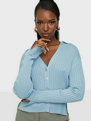 NLY Trend Rib Knitted Shirt