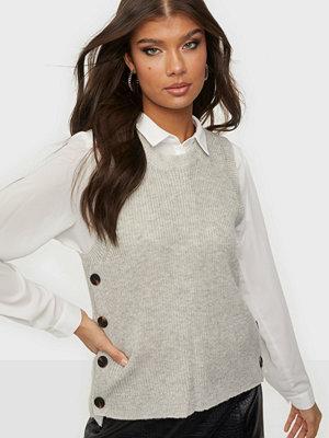co'couture Malou Button Vest