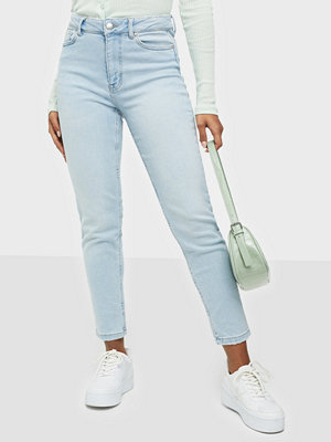 Jeans - Only ONLERICA LIFE MID ST ANK MAE041