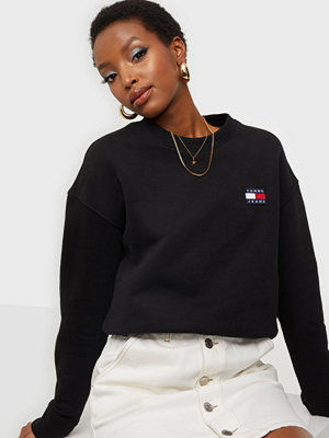 Tommy Jeans TJW RELAXED TOMMY BADGE CREW