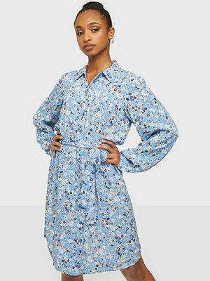 Pieces PCGERTRUDE LS SHIRT DRESS