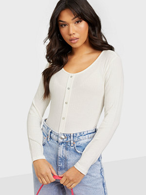 Only ONLCAIA L/S BUTTON TOP JRS