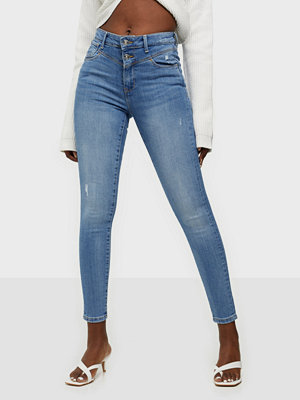 Jeans - Only ONLCHRISSY LIFE HW SK ANK BB TAI691