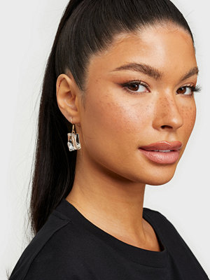 NLY Accessories smycke Clear Pendant Earring