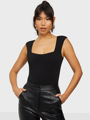Toppar - Ax Paris Square Neck Top