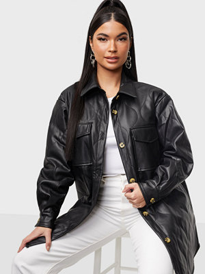 Vero Moda VMDUFFY COATED JACKET LCS