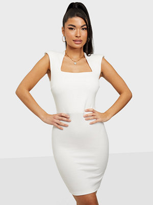 NLY One Structured Shoulder Mini Dress