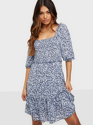 Only ONLPELLA S/S SMOCK DRESS JRS