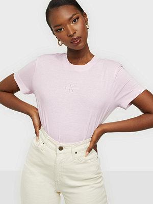 Toppar - Calvin Klein Jeans MONOGRAM LOGO TEE