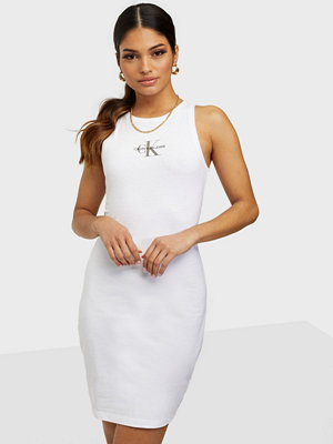 Calvin Klein Jeans MONOGRAM TANK DRESS