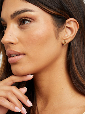 Syster P smycke Snap Earrings Triple Star