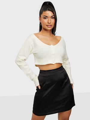 Kjolar - Missguided Satin Mini Skirt