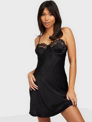 Bardot Lace Mini Slip Dress