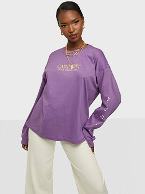 Carhartt WIP W' L/S Note Script T-Shirt