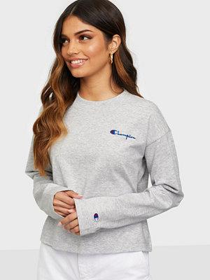 Champion Reverse Weave Crewneck Long Sleeve T-Shirt