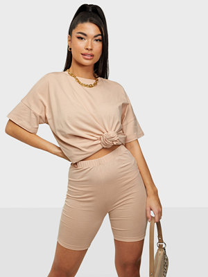 Jumpsuits & playsuits - NLY Trend Jersey Shorts Set