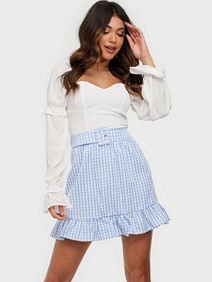 Vila VIGRIMDA HW MINI BELT SKIRT/KA
