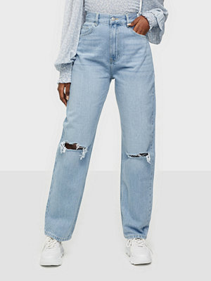 Jeans - NLY Trend Loose Fit Cut Denim