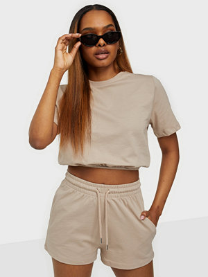 Jumpsuits & playsuits - NLY Trend Puffy Tee Set