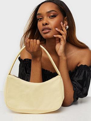 NLY Accessories gul väska Nylon Bag