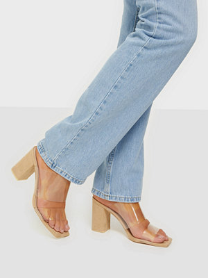NLY Shoes Edgy Summer Heel