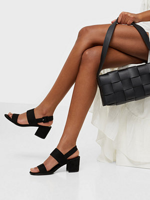 Pumps & klackskor - NLY Shoes Casual Low Block Sandal