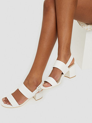 NLY Shoes Casual Low Block Sandal