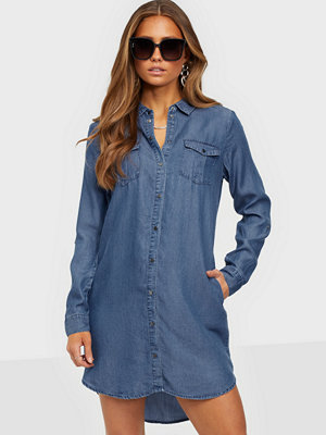 Vero Moda VMSILLA LS SHORT DRESS MIX GA NOOS