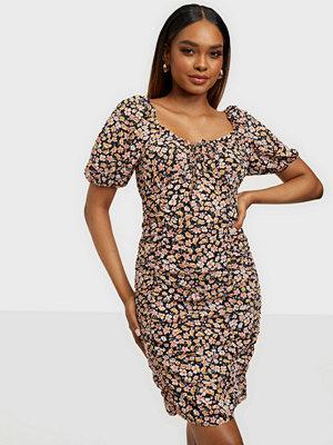 Only ONLFUCHSIA S/S SHORT DRESS WVN