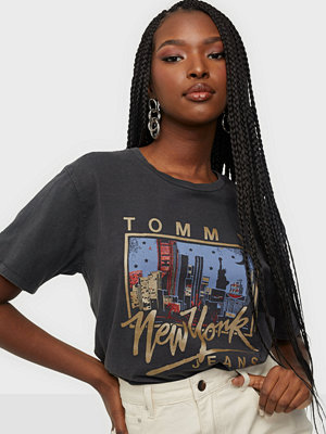 Tommy Jeans TJW BXY CROP NY VINTAGE TEE