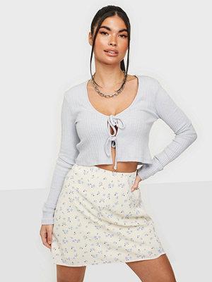 Neo Noir Lunna Small Rose Skirt