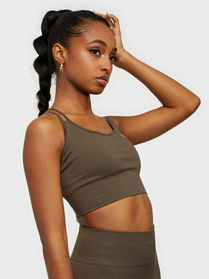 ICANIWILL Define Ribbed Sports Bra