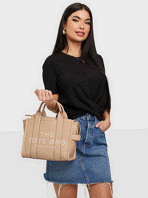 Marc Jacobs (THE) beige väska Mini Traveler Tote