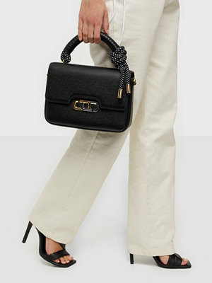 Marc Jacobs (THE) svart väska The J Link Shoulder Bag