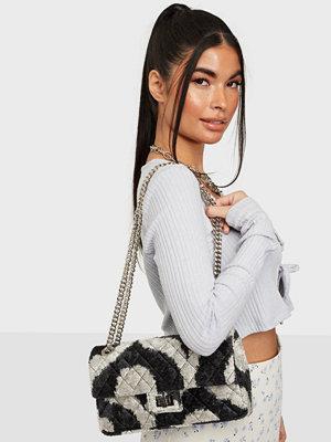 Rough Studios mönstrad väska Velvet Bandita Bag