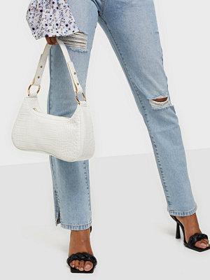 NLY Accessories vit väska So Posh Bag